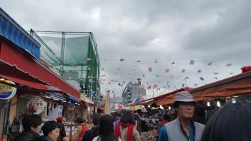 Jagalchi Market.